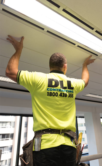 Suspended Ceilings Systems & Drop Ceiling Contractors Melbourne